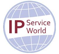 Logo IP Service World
