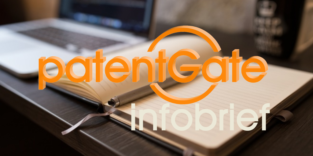 Banner patentGate infobrief